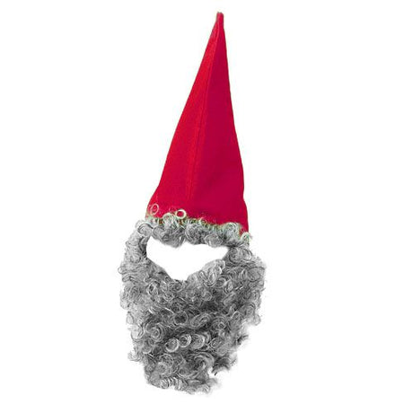 Red Dwarf Hat With Beard