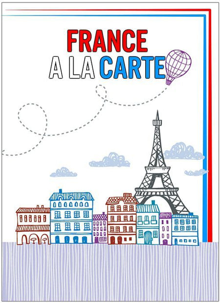 Click to view product details and reviews for French Menu Card Each.