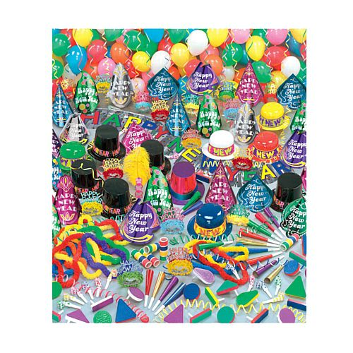 Super Bonanza Hat and Novelty Party Pack for 100