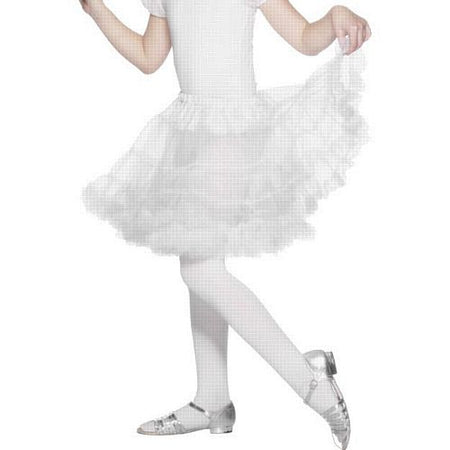 Children's White Petticoat