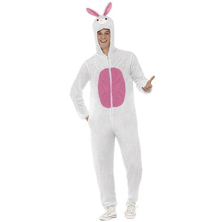 Click to view product details and reviews for Adult Bunny Costume Medium.