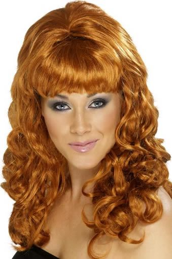 Beehive Beauty Wig - Ginger