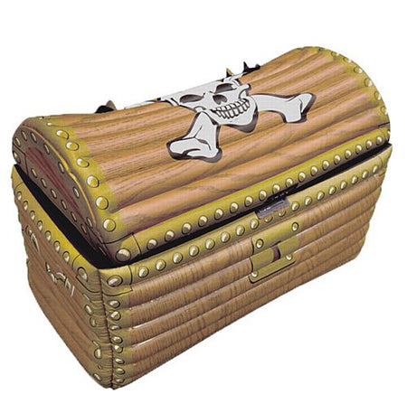 Inflatable Treasure Chest Cooler - 61cm