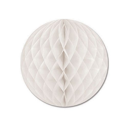 White Art Tissue Ball - 36cm