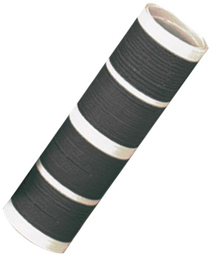 Click to view product details and reviews for Flameproof Streamers Black And White Each.