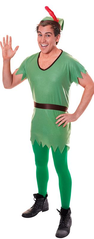 Male Elf or Robin Hood Costume