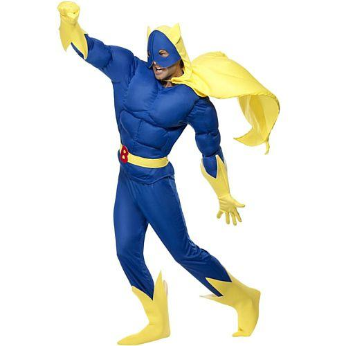 Bananaman Costume