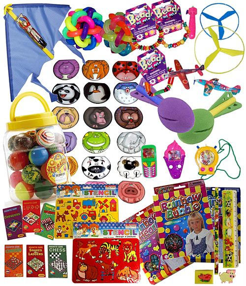 Large Pocket Money Toystall