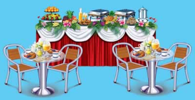 Click to view product details and reviews for Cruise Ship Buffet Props 67.