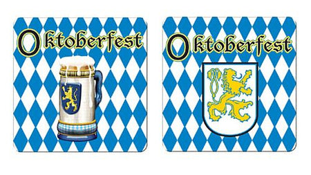 Click to view product details and reviews for Oktoberfest Coasters 35 Pack 8.