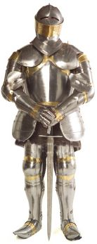 Knight in Shining Armour Cardboard Cutout - 1.86m