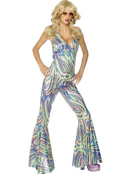Click to view product details and reviews for Dancing Queen Catsuit Small.