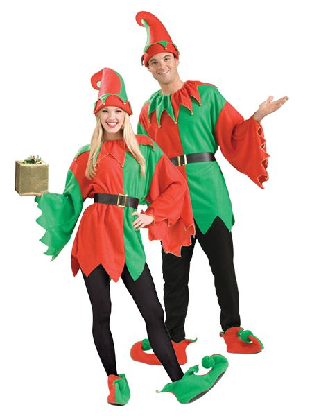 Elf/Santa Helper Costume