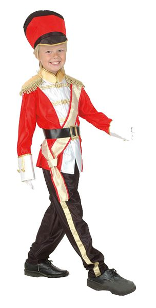 Children's Toy Soldier Costume