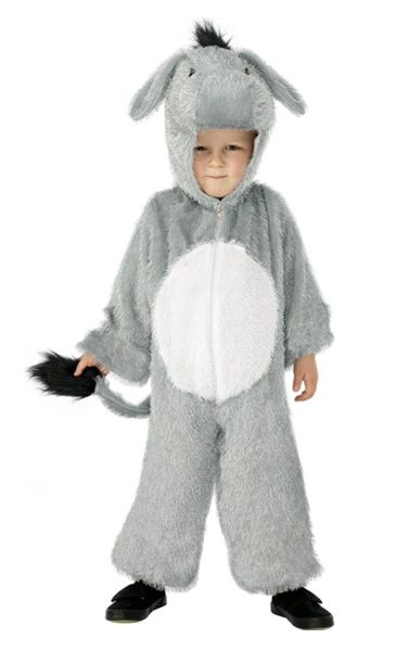 Children's Donkey Costume Jumpsuit