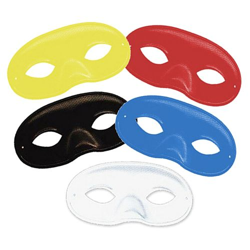 Assorted Colour Gent's Large Eye Mask