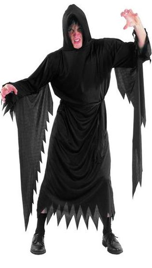 Demon Scream Costume