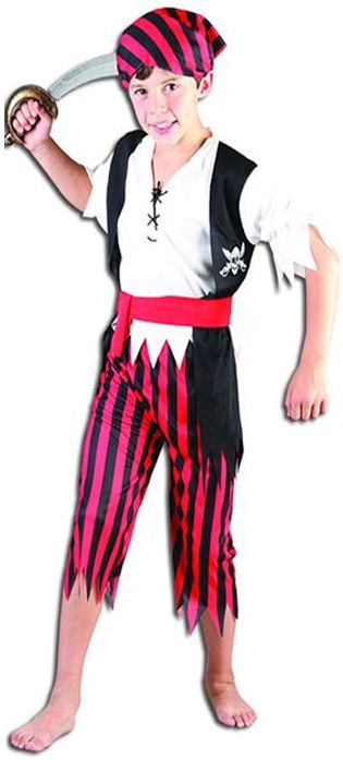 Pirate Boy Jim Costume