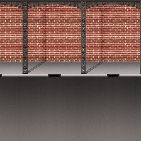 Click to view product details and reviews for Mardi Gras Wall Street Backdrop 4x30.