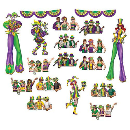 Click to view product details and reviews for Mardi Gras Reveler Props 17 42.