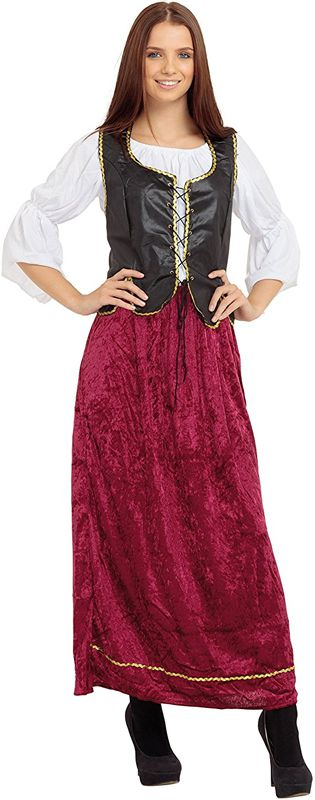 Click to view product details and reviews for Wench Costume.
