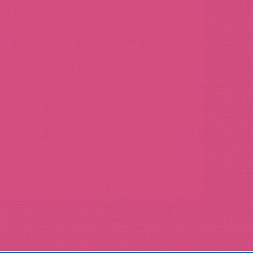 Hot Pink 3 PLy Luncheon Napkins - Pack of 20 - 33cm