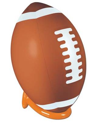 American Football Inflatable Football and Tee Set - 91cm