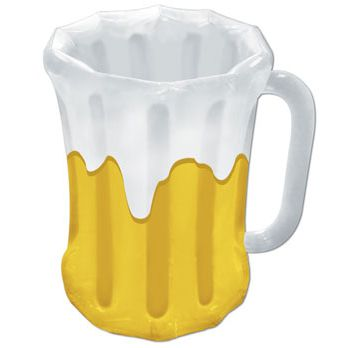Inflatable Beer Mug Cooler - 69cm