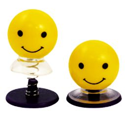 Jump Up Smiley Face Toy