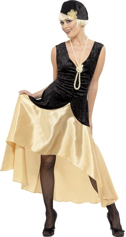 20's Gatsby Girl Costume