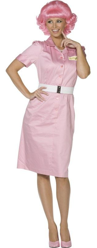 Official Grease Frenchy Costume