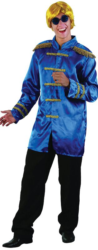 Sergeant Pepper Jacket - Blue