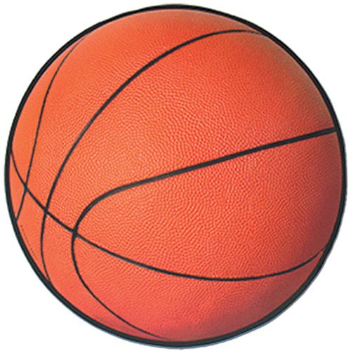 Basketball Cutout - 34.3cm