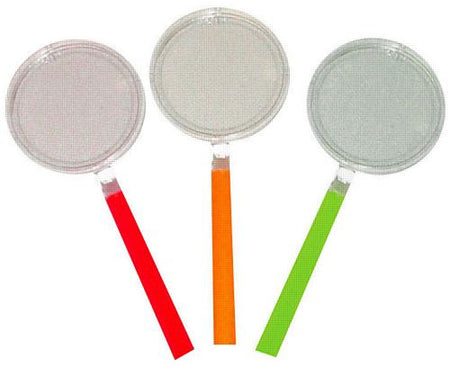 Magnifying Glass - 11cm - 3 Assorted Colours