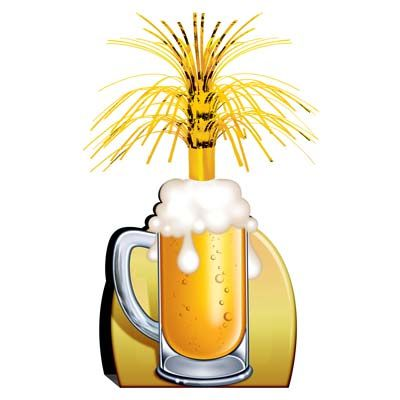 Click to view product details and reviews for Beer Mug Centrepiece 15.