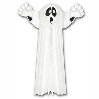 Hanging Tissue Ghost - 58cm