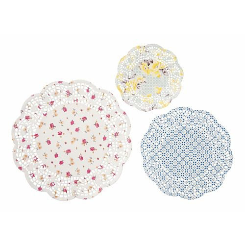 Truly Scrumptious Doilies - 25cm - Pack of 24