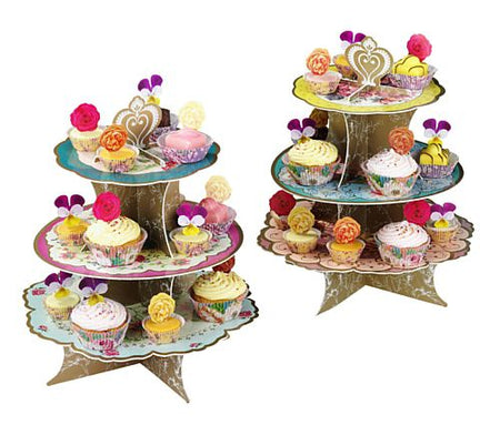 Truly Scrumptious Cake Stand