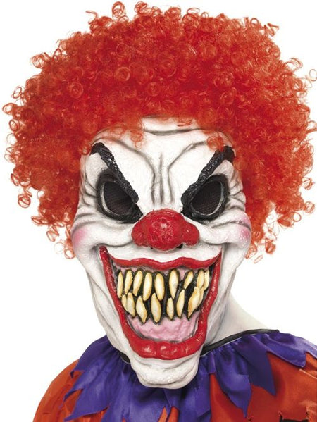 Click to view product details and reviews for Scary Clown Mask.