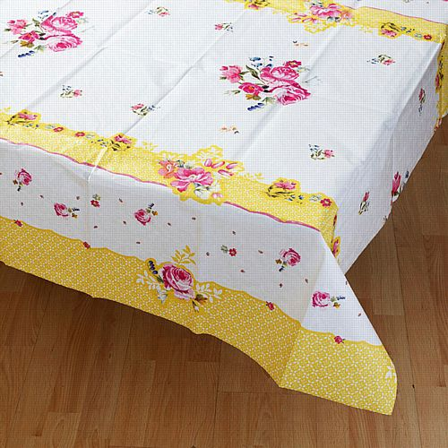 Truly Scrumptious Paper Tablecloth - 1.8m