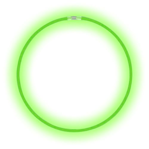 Glow Necklace Green - 20""