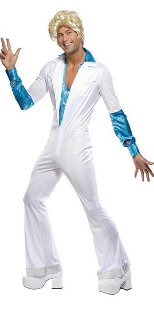 Disco Man Costume