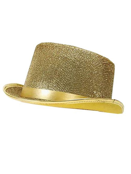 Top Hat- Gold Lurex