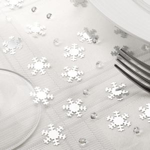 Snowflake Confetti & Diamonds - 28g