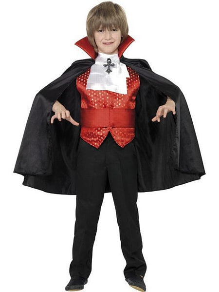 Click to view product details and reviews for Dracula Boy Costume.