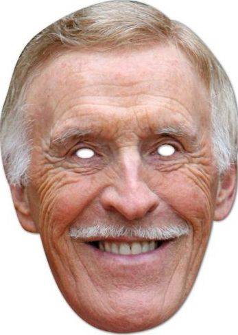 Bruce Forsyth Card Mask