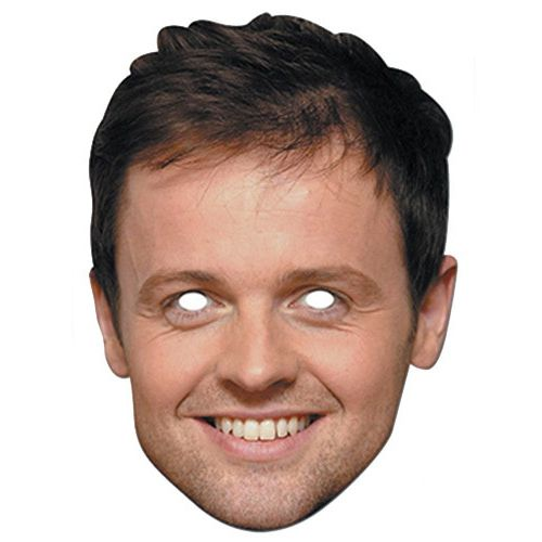 Declan Donnelly Card Mask
