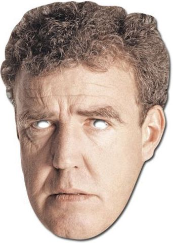 Jeremy Clarkson Card Mask