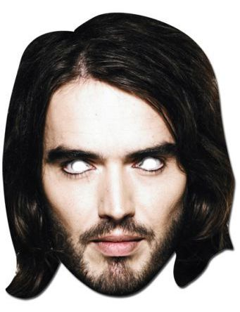 Russell Brand Card Mask