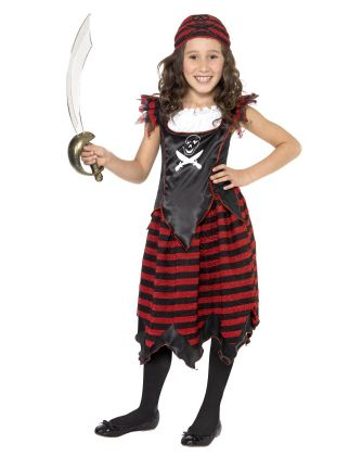 Gothic Pirate Girl